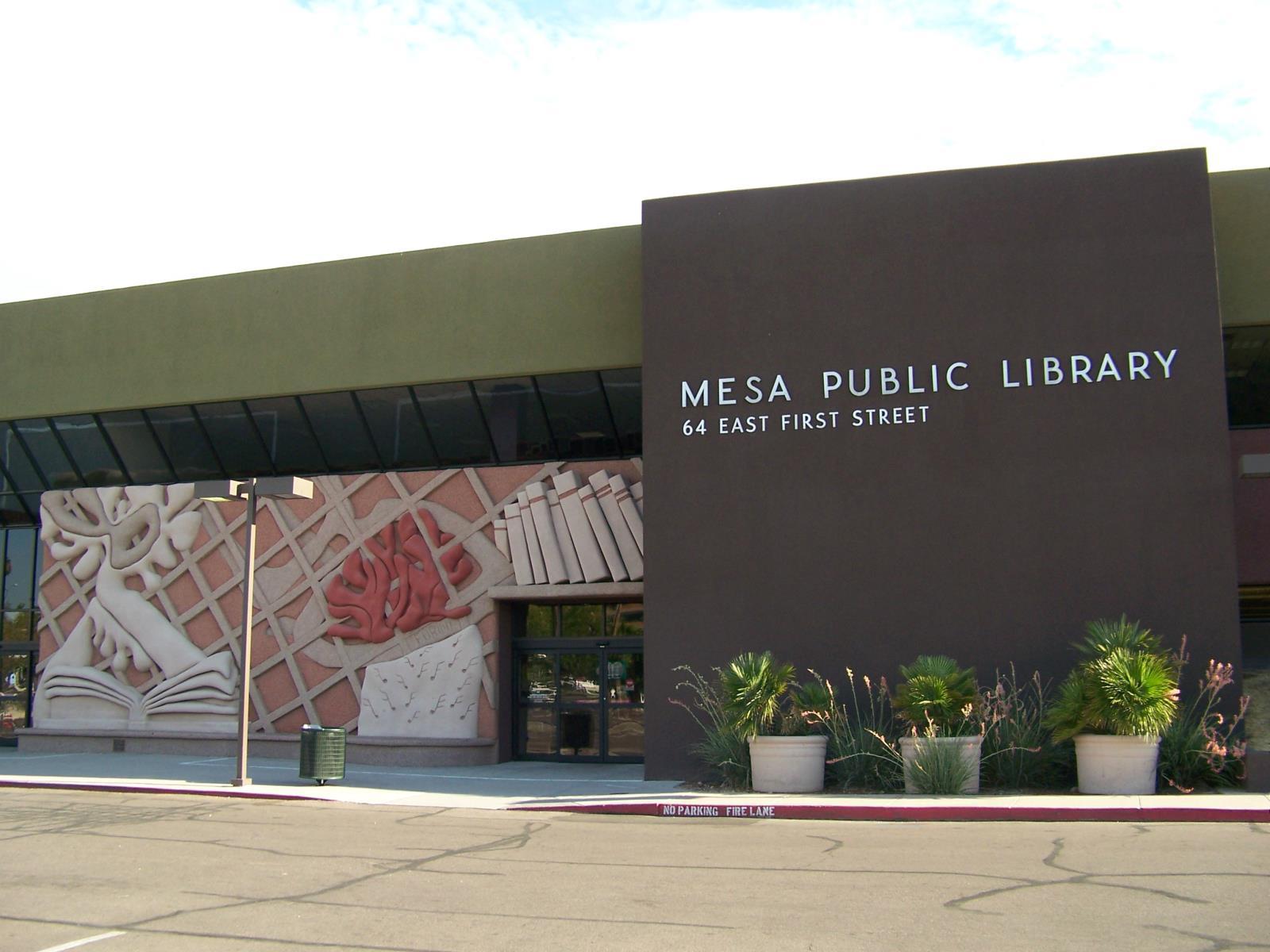 Main Library - Mesa Public Library