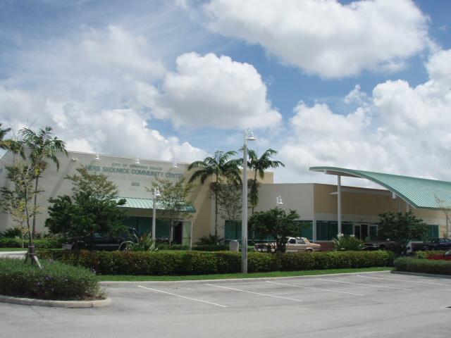 Herb Skolnick Center