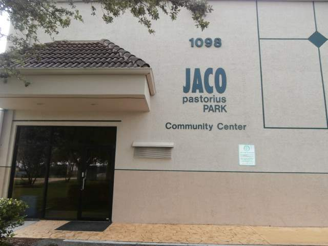 Jaco Pastorius Park Community Center