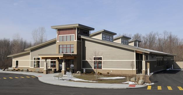 Kent District Library - Caledonia Township Branch
