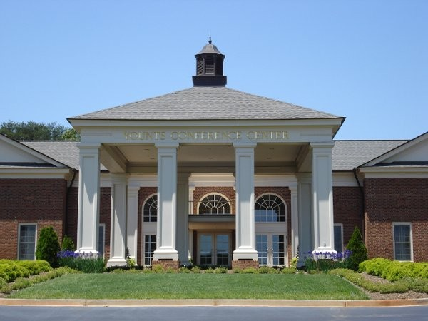 Furman University - Younts Conference Center