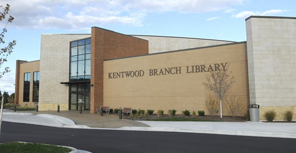 Richard L. Root Kentwood Branch Library