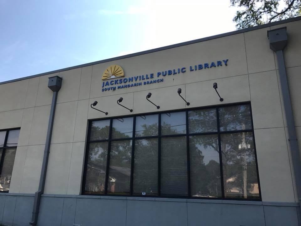 South Mandarin Branch Library