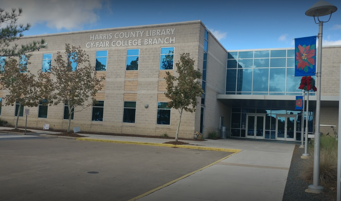 Harris County Public Library - Lone Star College - CyFair Branch