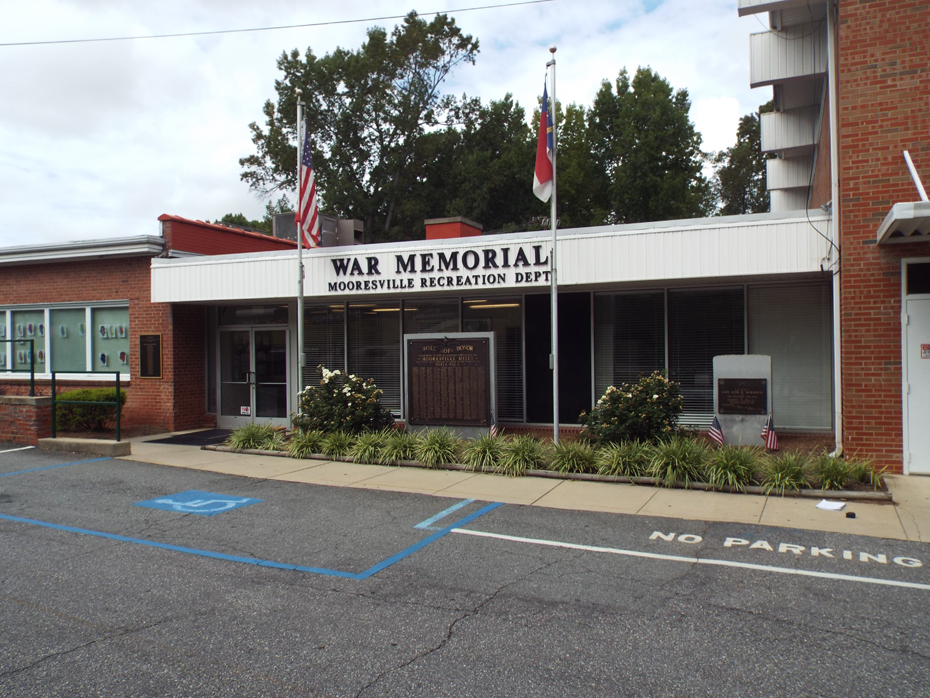 Mooresville War Memorial Building