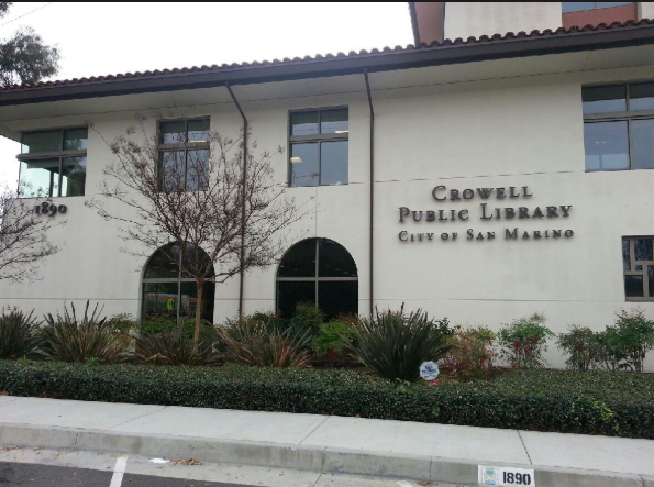 Crowell Public Library