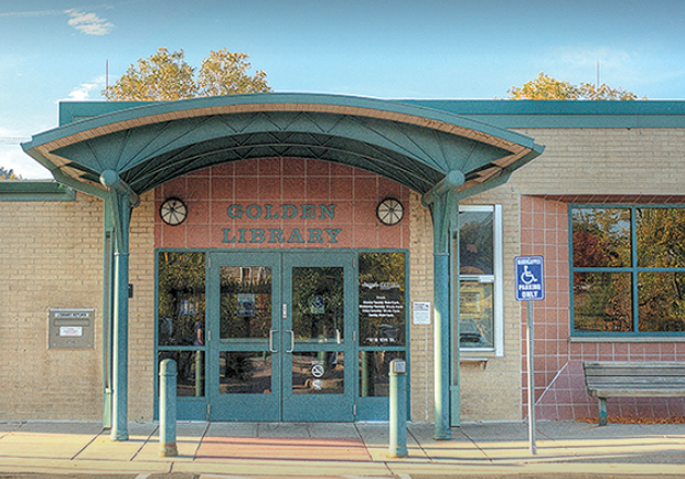 Golden Library - Jefferson County Public Library