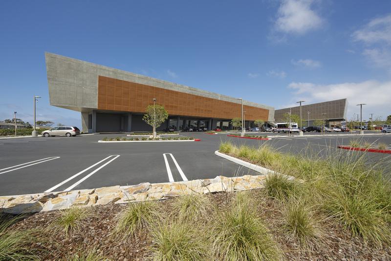 Coastline Community College - Newport Beach Center