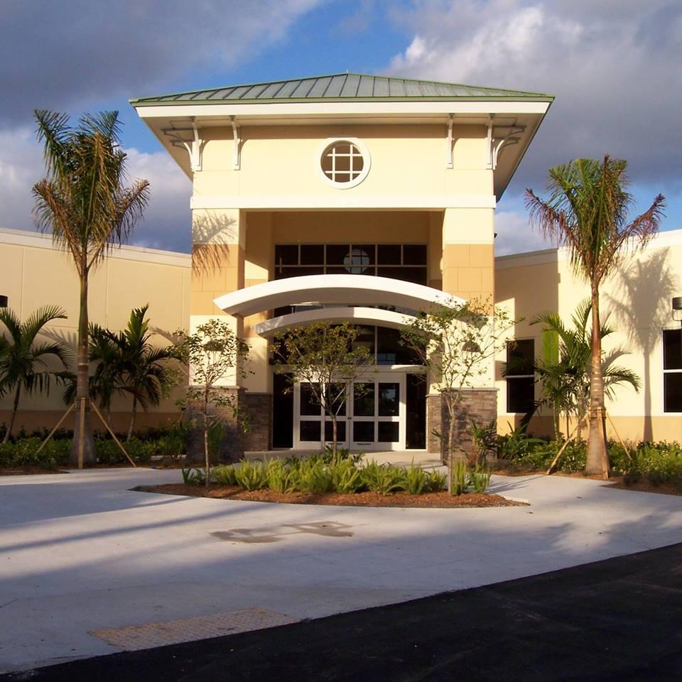 Palm Beach County Library - Lantana Road Branch Library