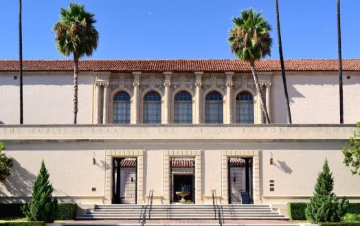 Pasadena Public Library - Central Library