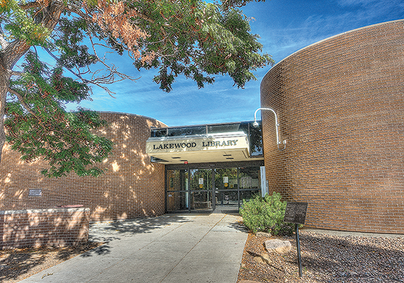 Lakewood Library - Jefferson County Public Library