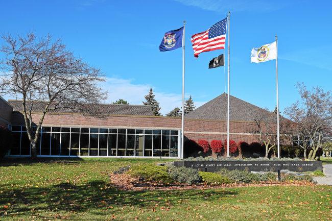 Riverview Veterans Memorial Public Library