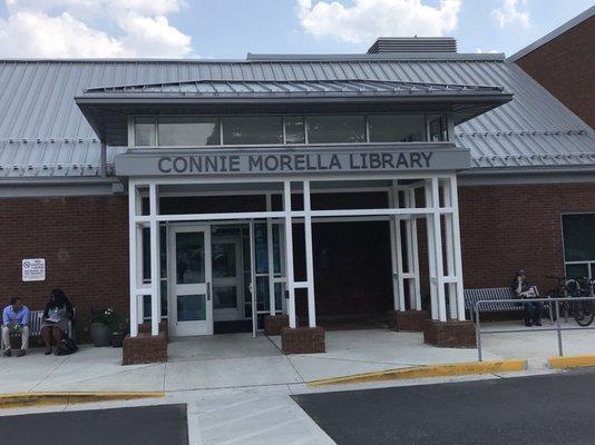 Connie Morella Library