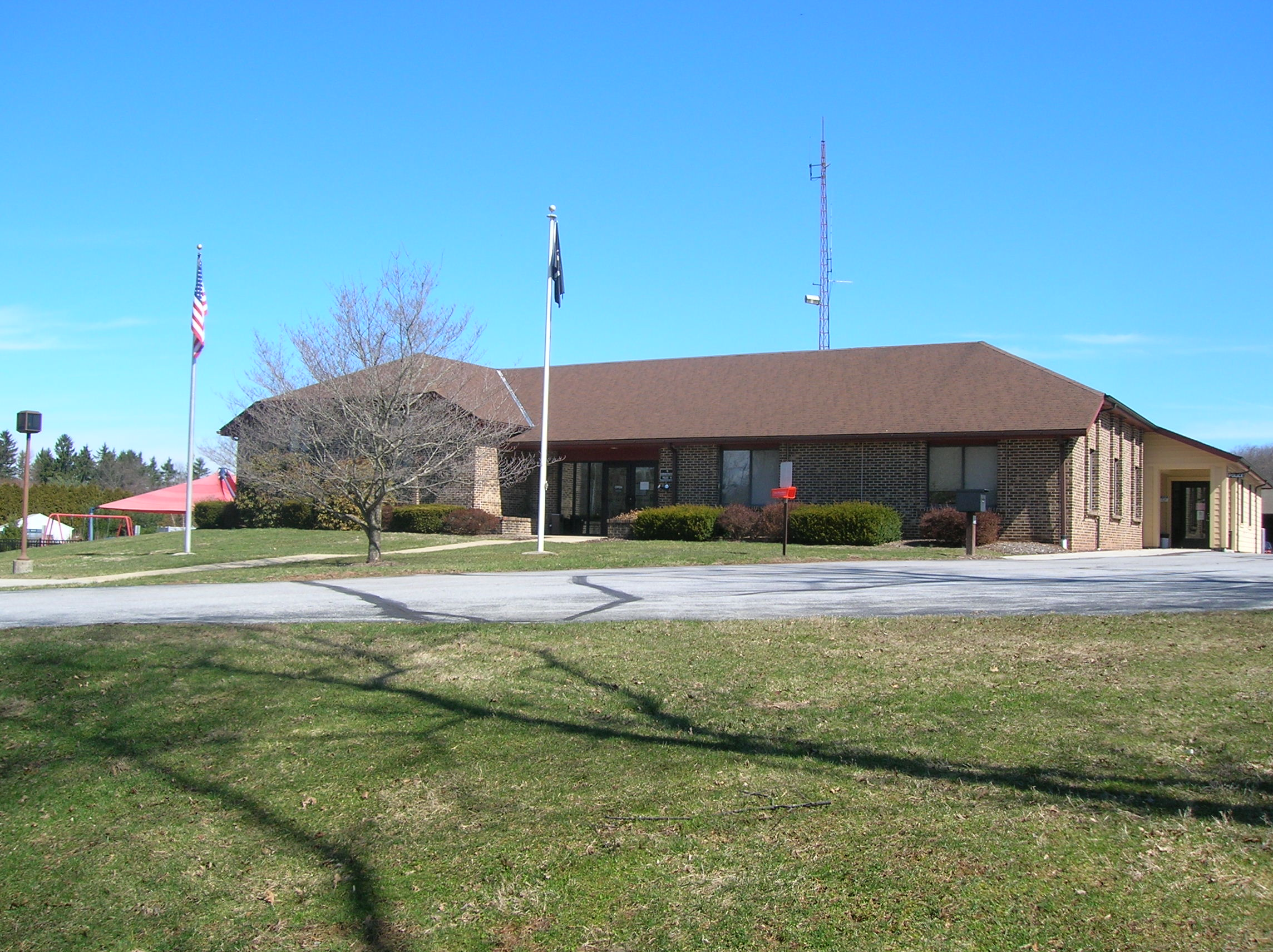 East Coventry Township Building