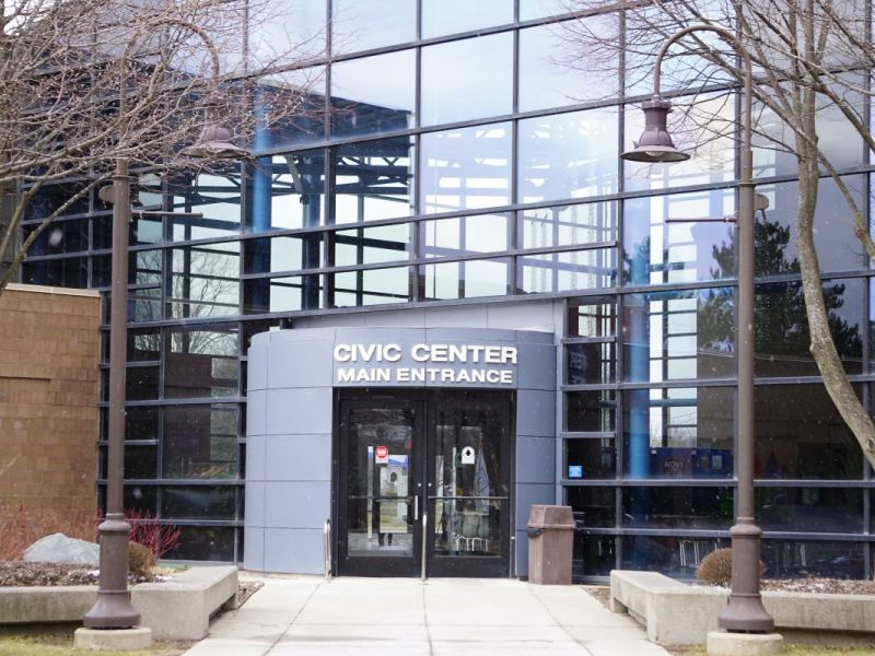 Novi City Civic Center