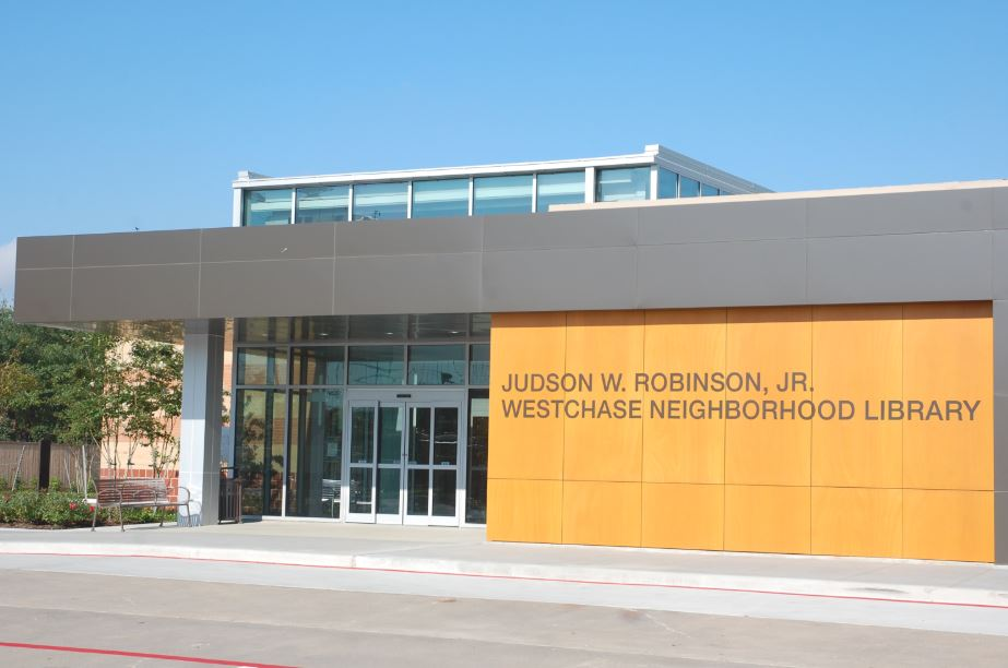 Robinson-Westchase Neighborhood Library