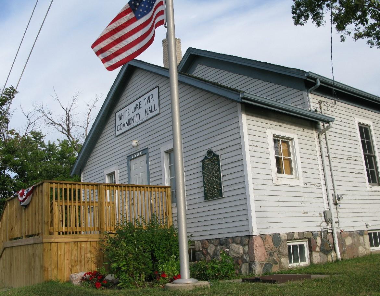 White Lake Community Hall