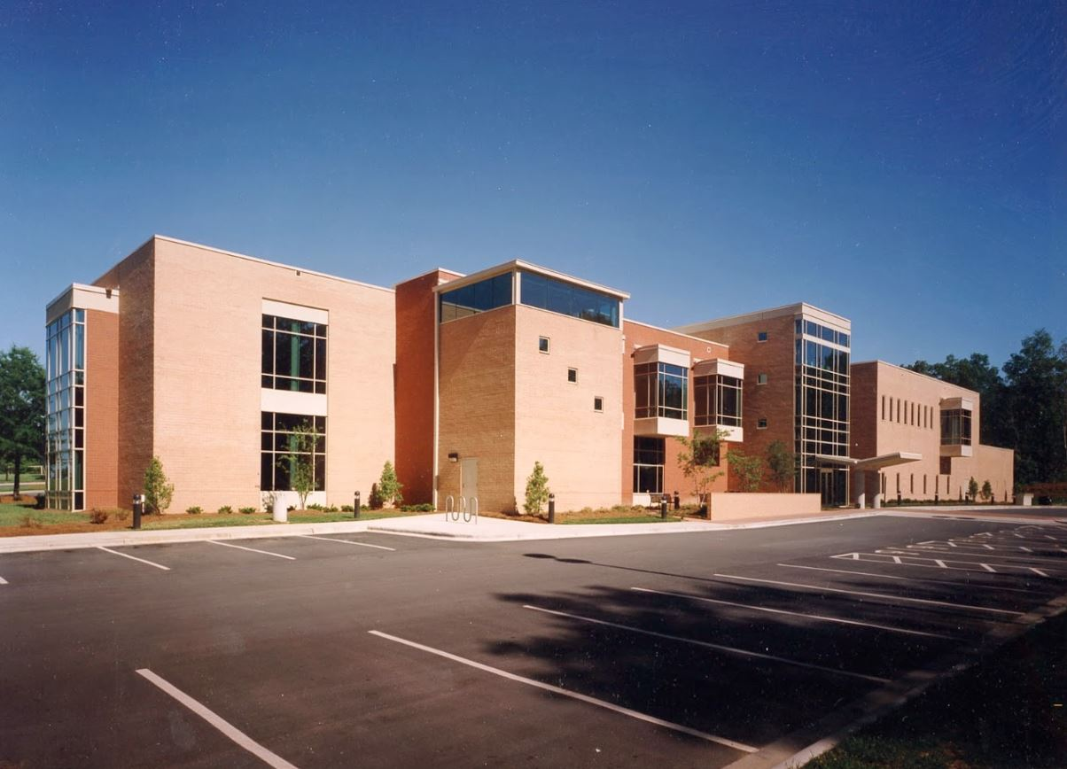 Charlotte Mecklenburg Library - South County Regional