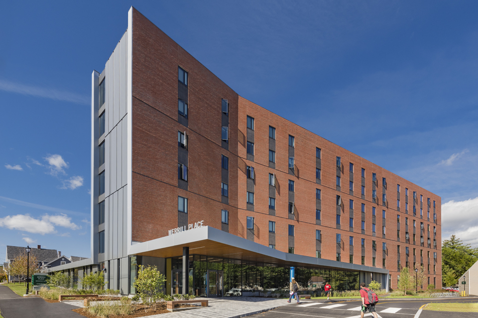 Plymouth State University - Merrill Place Conference Center