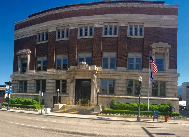 Grand Valley State University - Detroit Center