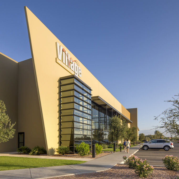 Ocotillo Village Health Club and Spa