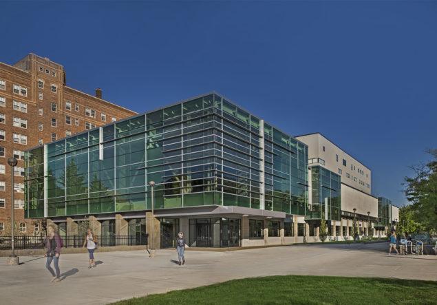 Wayne State University - Student Center