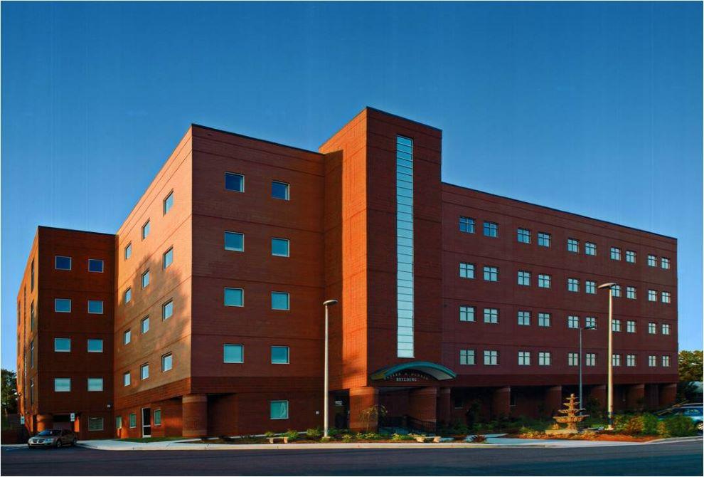 Catawba Valley Community College - Cuyler A. Dunbar Building