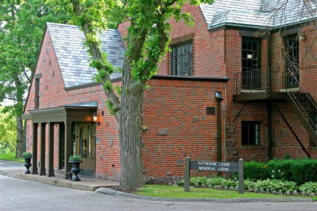 Katherine Legge Memorial Lodge