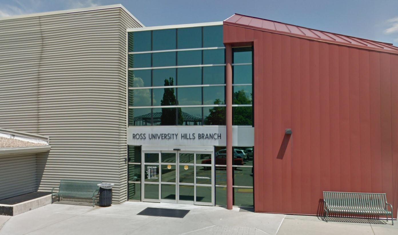 Ross-University Hills Branch Library