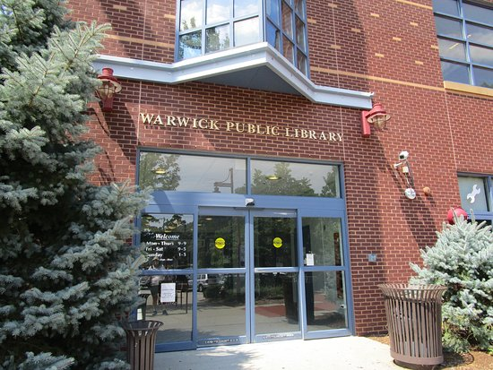 Warwick Public Library - Central Library