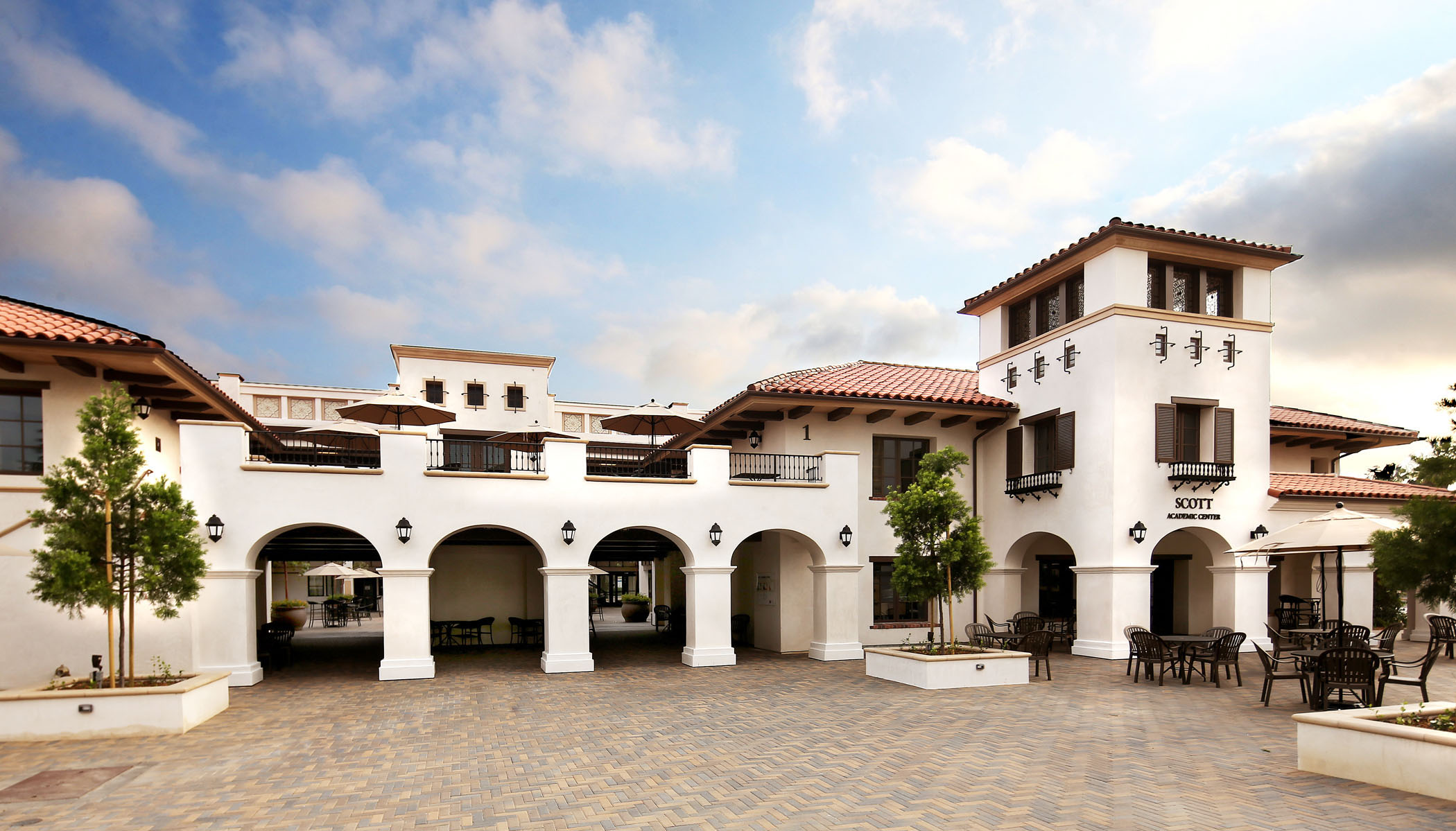 Vanguard University - Scott Academic Center